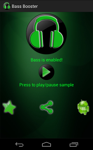 Bass Booster  screenshots 9