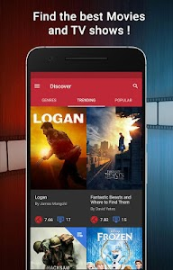 CineTrak: Your Movie and TV Show Diary 0.7.88