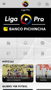 LigaPro Ecuador 1.0.7 Screenshots 2
