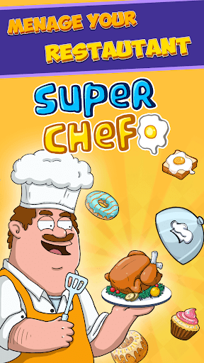 Super Chef - Earn Respect and Be Rich  screenshots 1