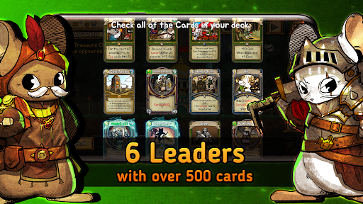 Ratropolis : CARD DEFENSE GAME apkdebit screenshots 2