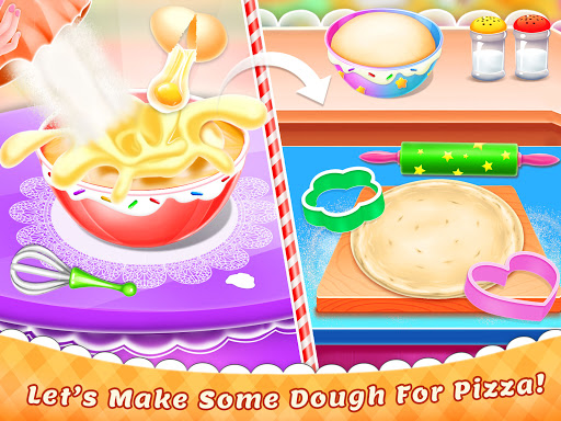 Cooking Pizza Maker Kitchen Food Cooking Games 0.12 screenshots 7
