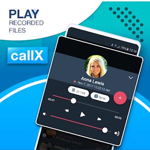 Call Recorder – Automatic Call Recorder – callX 2