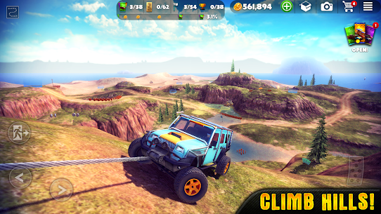 Off The Road MOD APK (Unlocked All Cars) 5