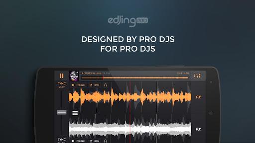 edjing PRO LE - Music DJ mixer  Screenshots 1