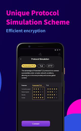 Tachyon VPN - Private Free Proxy  Screenshots 5