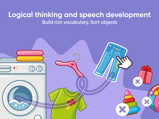 Brainy Kids: educational games for 2-3 year olds Apkfinish screenshots 16