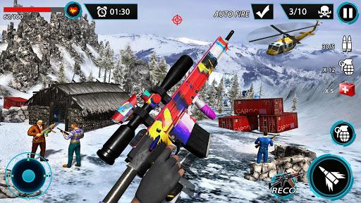 FPS Terrorist Secret Mission: Shooting Games 2020 2.1 screenshots 2