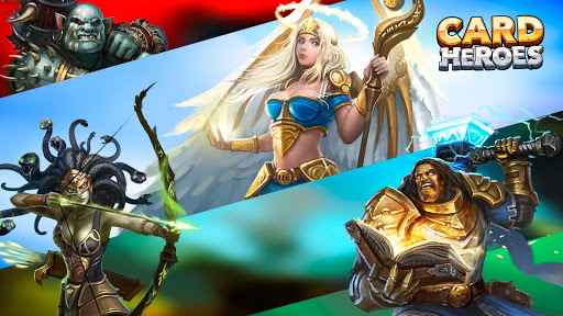 Card Heroes - CCG game with online arena and RPG modavailable screenshots 19