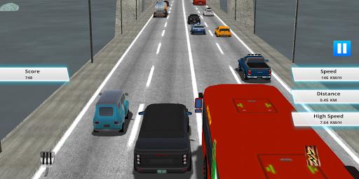 Tuk Tuk Rickshaw:  Auto Traffic Racing Simulator screenshots 12