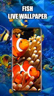 Fish Live Wallpaper | Aquarium Fish Wallpapers