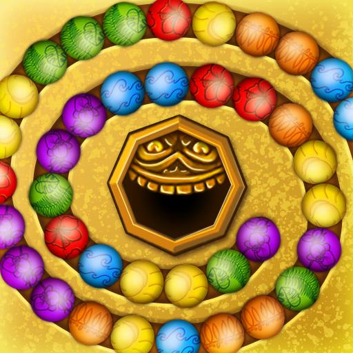 Marble Woka Woka: Marble Puzzle & Jungle Adventure