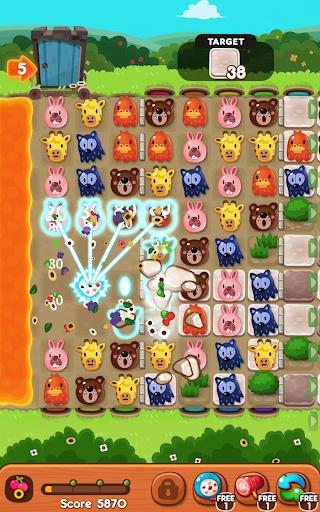 POKOPOKO The Match 3 Puzzle  screenshots 4