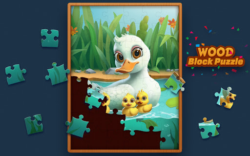 Jigsaw Puzzles - Block Puzzle (Tow in one) 14.0 screenshots 14