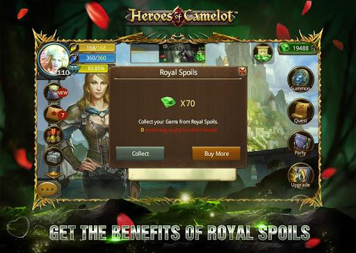 Heroes of Camelot 9.4.5 screenshots 24
