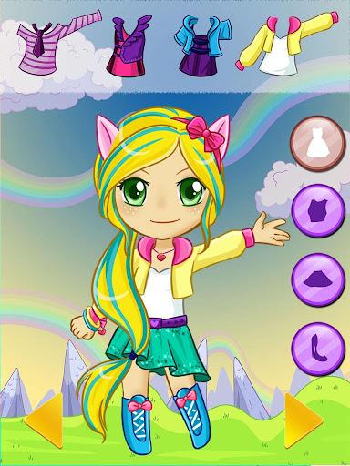 Free Dress Up Games for Girls screenshots 8