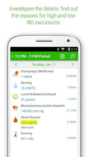 Diabetes & Diet Tracker