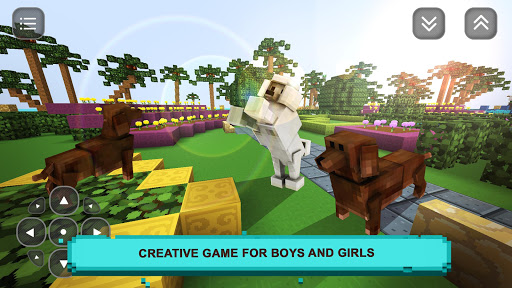 Pet Puppy Love: Girls Craft  Screenshots 1
