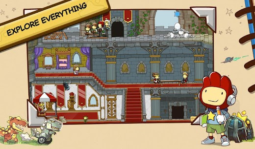 Scribblenauts Unlimited v1.27 MOD APK + Data 2