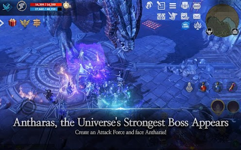 Lineage 2: Revolution Screenshot