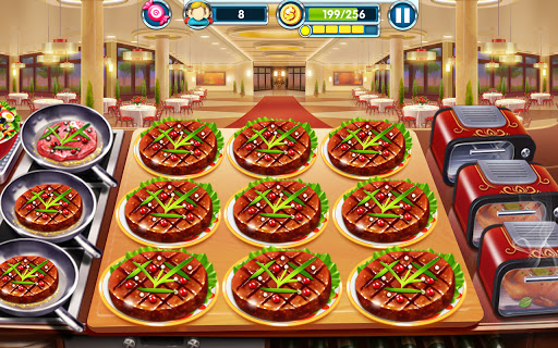 Cooking World - Craze Kitchen Free Cooking Games 2.3.5030 screenshots 11