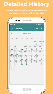 Anxiety Tracker - Stress and Anxiety Log