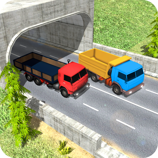 Truck: Racing 3D Icon