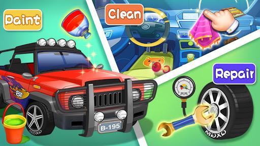 🚗🖌️Car Beauty Salon - Wash, Clean & Repair Game Latest screenshots 1