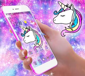 Galaxy Unicorn Shiny Glitter For Pc (Free Download – Windows 10/8/7 And Mac) 2
