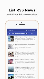 Malaysia Business News  For Pc (Windows 7, 8, 10 And Mac) Free Download 2