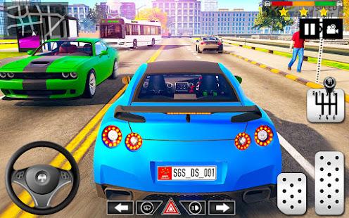 Car Driving School 2020: Real Driving Academy Test 2.4 Screenshots 5