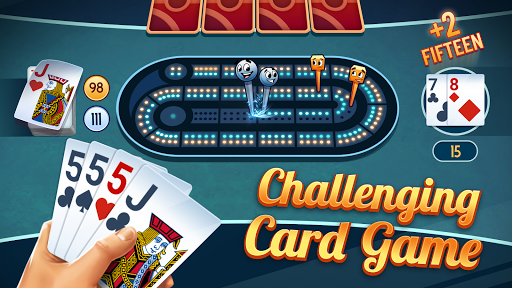 Ultimate Cribbage - Classic Board Card Game 2.2.1 pic 1