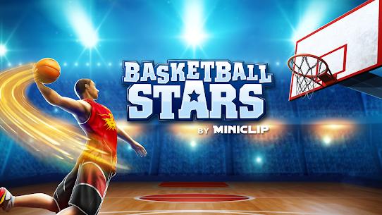 Basketball Stars MOD APK 1.34.1 (Always perfect) 6
