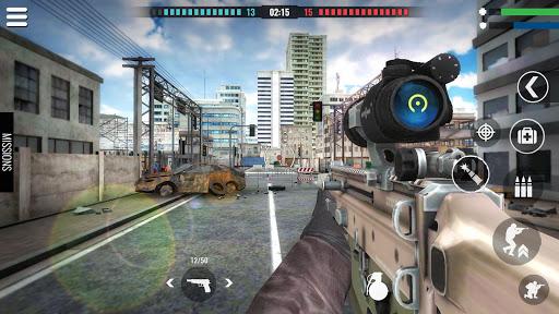 Country War : Battleground Survival Shooting Games 1.7 screenshots 5
