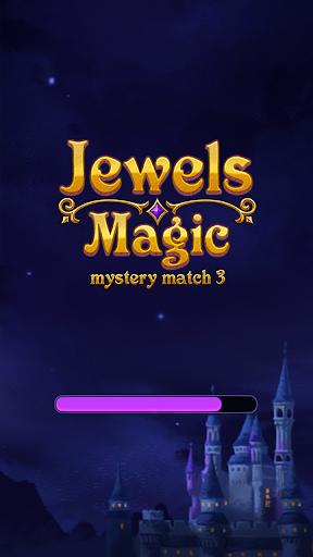 Jewels Magic: Mystery Match3 20.1125.00 screenshots 1