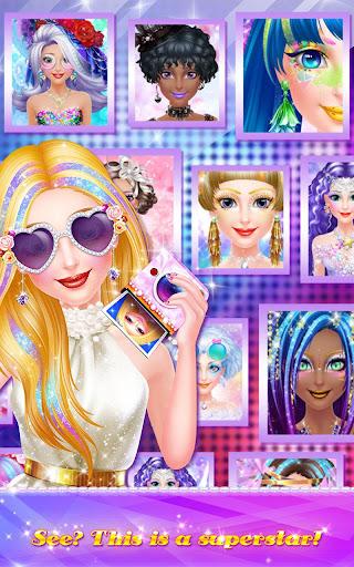 Superstar Makeup Party screenshots 5