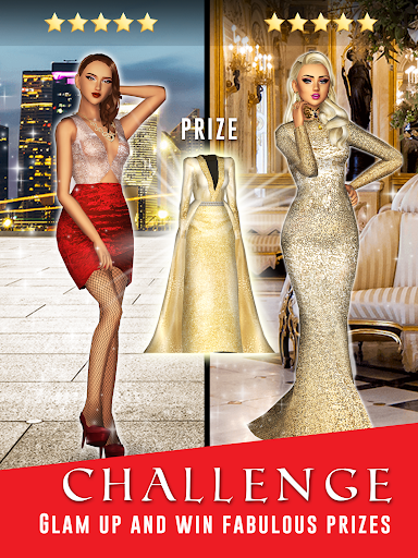 Fashionista - Dress Up Challenge 3d Game screenshots 10