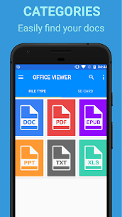 Office Viewer – PDF, DOC, PPT, XLS Viewer v1.3 [Patched] 2