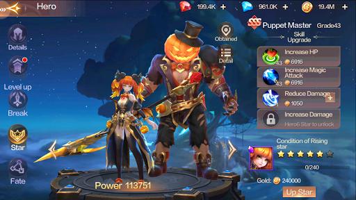 Throne of Destiny 1.0.0 screenshots 21