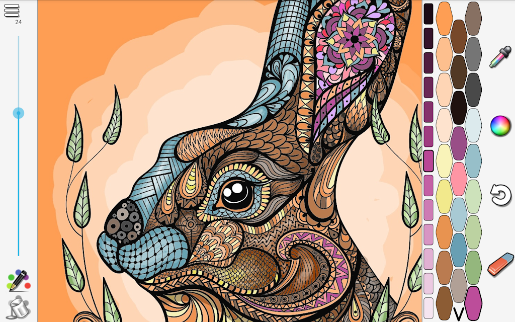 Coloring  poster 19