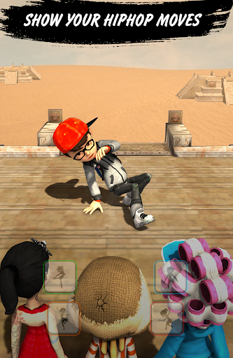 Hip Hop Dancing Game: Party Style Magic Dance 1.13 screenshots 17