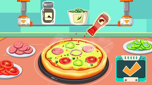 Little Pandau2019s Space Kitchen - Kids Cooking 8.48.00.01 Screenshots 4