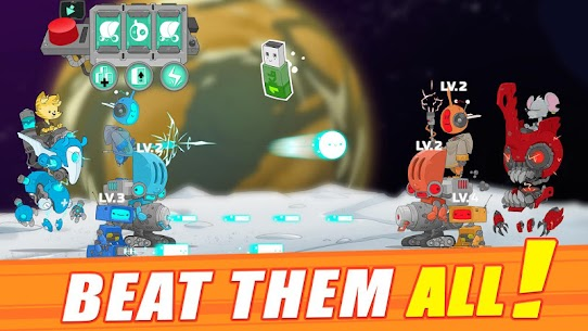 Robot Fighter : Epic Battles Hack Online [Android & iOS] 2