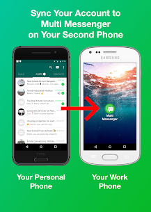 W Dual Messenger – Clone WA Messenger 2