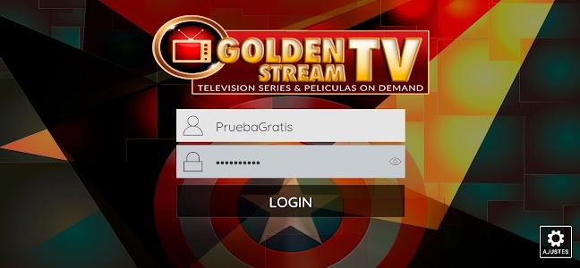 Golden Stream TV 4.0.5