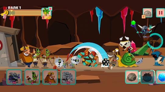 Zombies vs Monsters MOD APK (Unlimited Money) Download 1