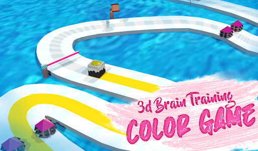 Line Color Game: 3D Adventure  screenshots 20