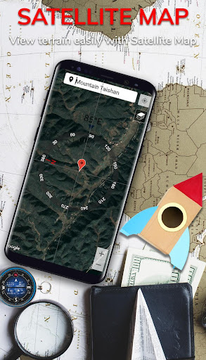 Smart Compass for Android - Compass App Free  Screenshots 3