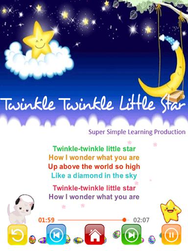 Kids Songs - Offline Nursery Rhymes & Baby Songs apkmartins screenshots 1