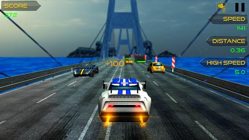 highway traffic car racer screenshot 2
